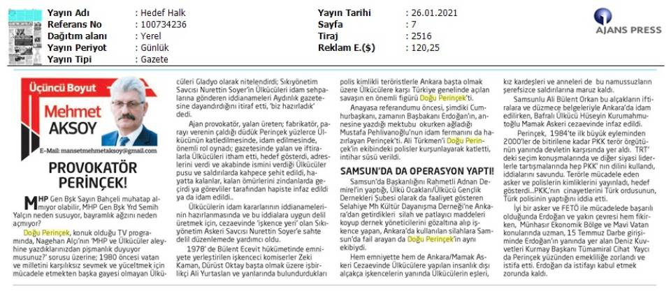 210126 Hedef Halk - Samsun