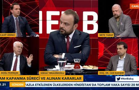 Doğu Perinçek, Türkiye'nin 4 önceliğini açıkladı