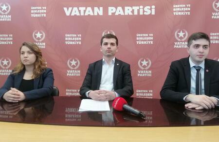 Öncü Gençlik'ten CHP'li gençlere çağrı
