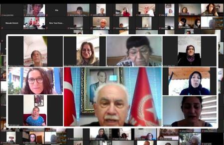 Kadın Kooperatifleri Kurultayı toplandı: Kadınız, Güçlüyüz, Üretiriz, Kazanırız