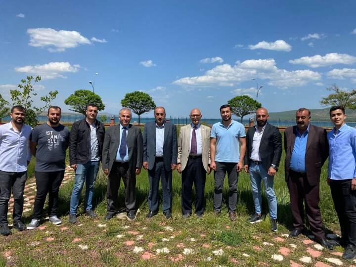 Bitlis Beşir Baba liderliğinde Alikan Aşireti'nin önemli bir bölümü partiye katıldı.
