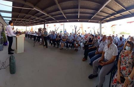 Antalya'da Türkiye cephesinin karargâhını açtık