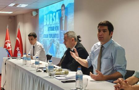 """Özgür Bursalı: """"Acil görev: Üreticilerin Milli Hükümeti"""""""