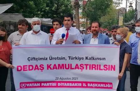 Ferdi Tanhan: Türkiye'deki tüm enerji şirketleri kamulaştırılmalıdır